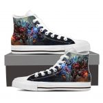 League of Legends Champions Battle Heroes Awesome Printed Converse Shoes - Superheroes Gears