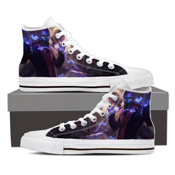 League of Legends Professor Ryze Champion Cool Design Converse Shoes