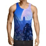 Mass Effect Andromeda Planet Alien Concept Game Tank Top - Superheroes Gears