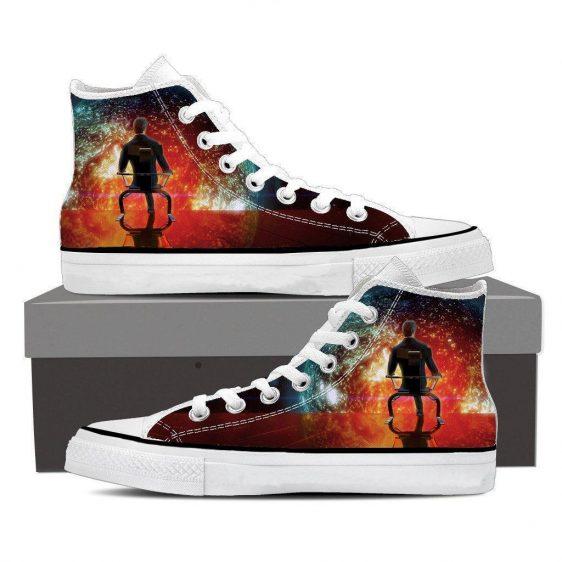 Mass Effect Illusive Man Cerberus Converse Sneaker Shoes