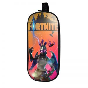 Fortnite Battle Royale Ravage Dark Wings Feather Pencil Case