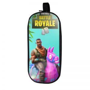 Fortnite Battle Royale Spitfire Riding Llama Pencil Case