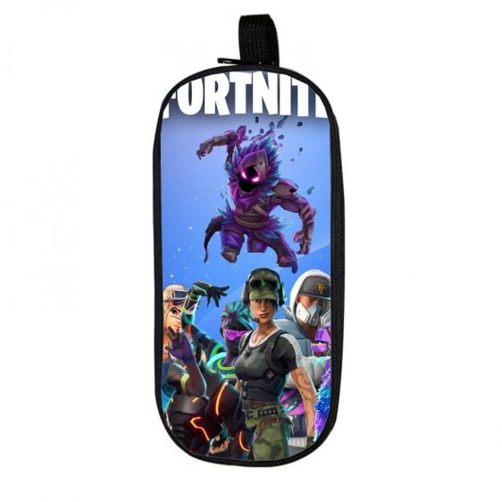 Fortnite Battle Royale Ready To Fight Characters Pencil Case