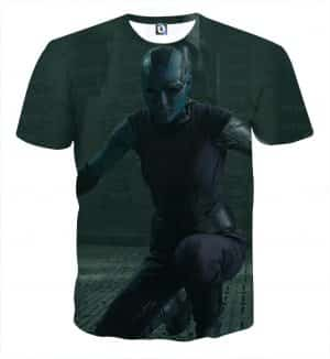 Guardians of the Galaxy Nebula Killer Cool 3D Design T-shirt - Superheroes Gears