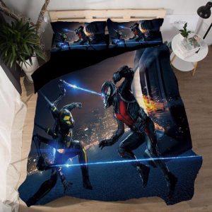 Ant-Man And Darren Cross Yellowjacket Villain Bedding Set