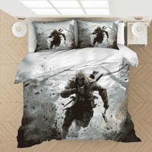 Assassin's Creed Conor Fast Sprint Escape Bedding Set