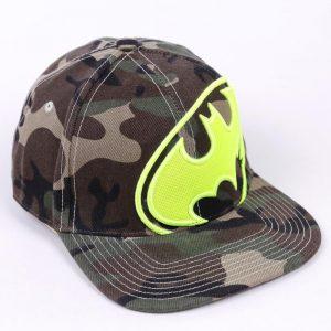 Batman Logo Cool Camouflage Streetwear Baseball Snapback - Superheroes Gears