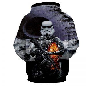 Star Wars Battlefront Storm Troopers Trending Cool Design Hoodie