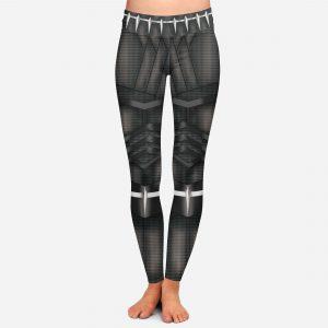 Black Panther Stylish Cosplay Women Leggings Yoga Pants - Superheroes Gears
