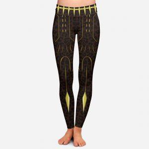 Black Panther T'Challa Cosplay Women Leggings Yoga Pants - Superheroes Gears