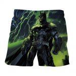 DC Comics Batman The Dark Knight Thunderlight Short - Superheroes Gears