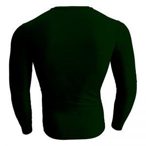DC Superhero Green Lantern Long Sleeves Print Workout T-shirt - Superheroes Gears