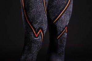 DC The Flash 3D Printed Men Compression Skinny Gym Leggings - Superheroes Gears