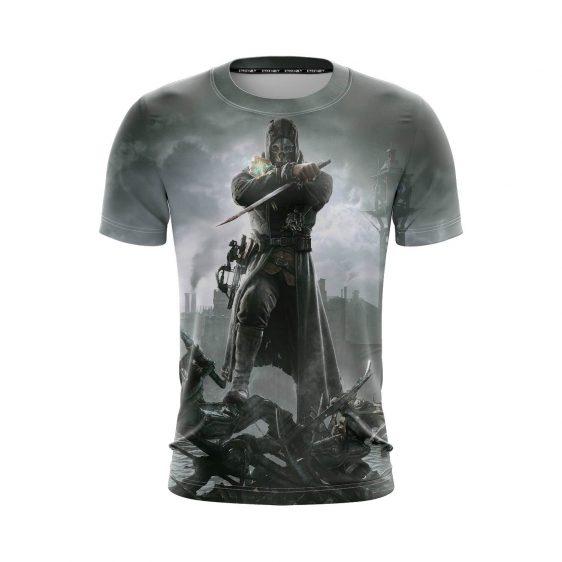 Dishonored Deadly Corvo Attano Ruthless Vigilante T-Shirt
