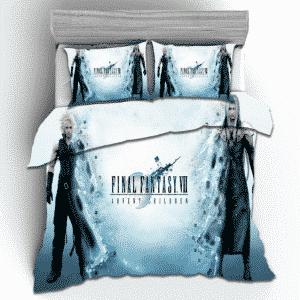 Final Fantasy VII Cloud vs Sephiroth Awesome Bedding Set