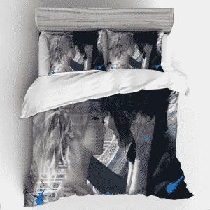 Final Fantasy XV Noctis and Luna Beautiful Bedding Set