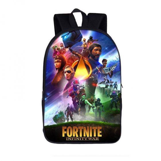 Fortnite Battle Royal Avengers Infinity War Mashup Backpack