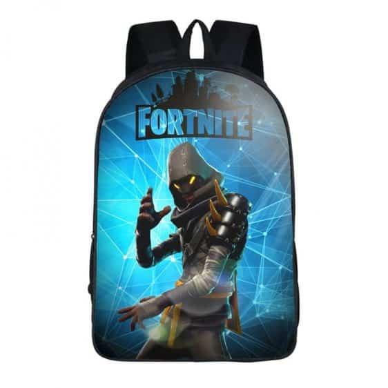 Fortnite Battle Royal Cloaked Star Ninja Assassin Black Bag