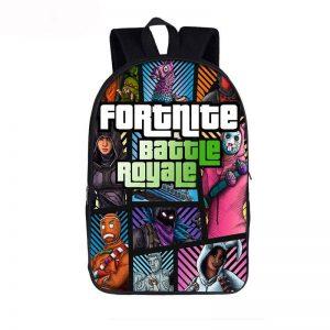 Fortnite Battle Royal Epic Legendary Skins GTA Theme Backpack