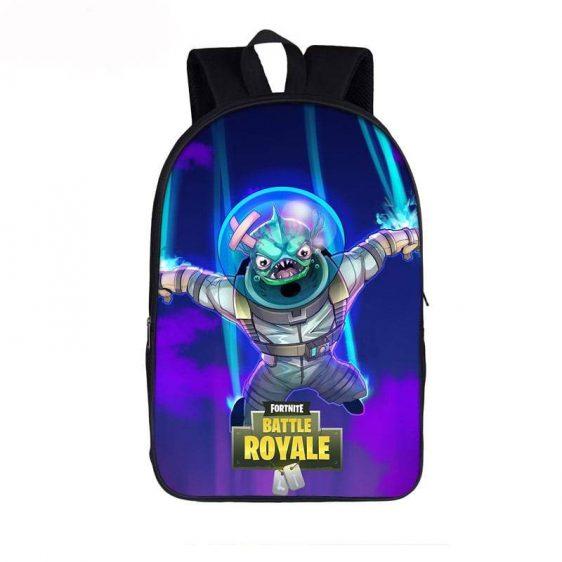 Fortnite Battle Royal Leviathan Piranha Fish Space Suit Bag