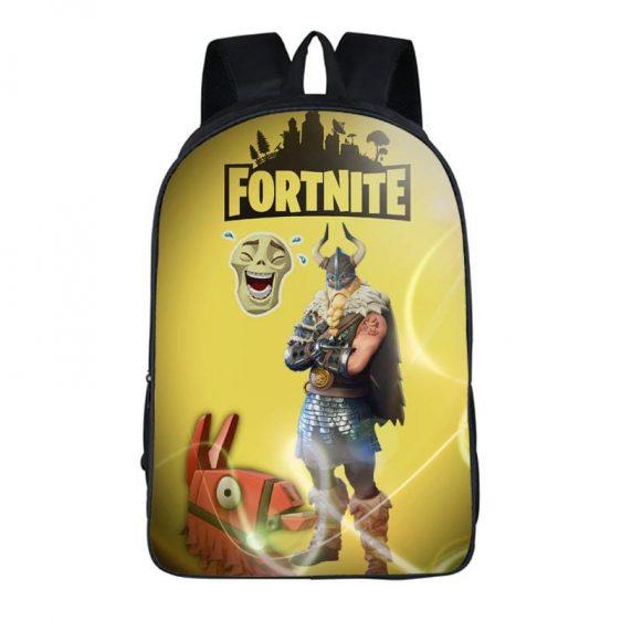Fortnite Battle Royal Magnus Viking Legendary Outfit Backpack