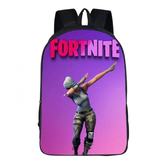 Fortnite Battle Royal Recon Specialist Soldier Dab Backpack