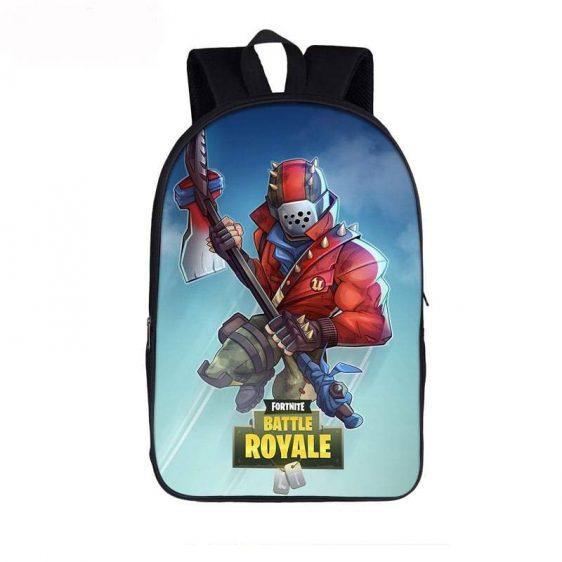 Fortnite Battle Royal Rust Lord Storm Scavenger Set Backpack