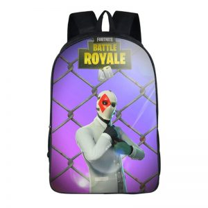 Fortnite Battle Royale Caged High Stakes Purple Backpack
