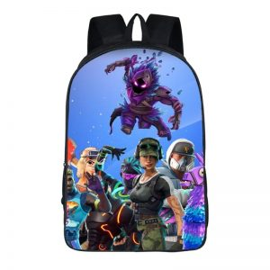 Fortnite Battle Royale Ready To Fight Characters Backpack