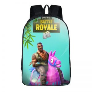 Fortnite Battle Royale Spitfire Riding Llama Backpack
