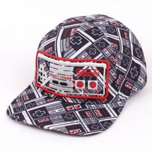 Game Console Funky Streetwear Snapback Baseball Hat Cap - Superheroes Gears