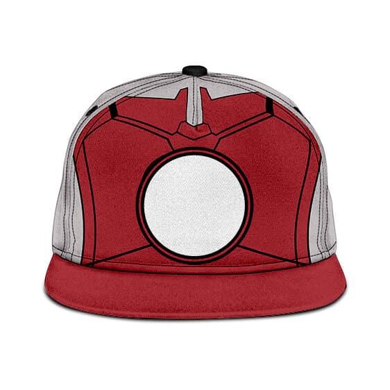 Marvel Iron Man Red Streetwear Snapback Baseball Cap