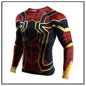 Marvel Superhero Long Sleeves T-Shirts