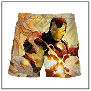 Marvel Superhero Swim Trunks