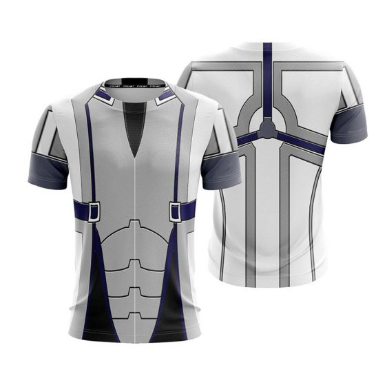 Mass Effect Series Liara Asari Armour Cool Gaming T-Shirt