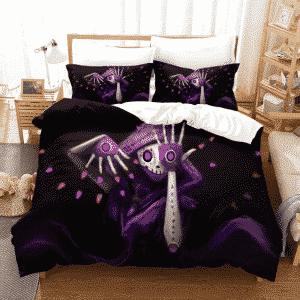 Overwatch Sombra Minimalist Black Dope Bedding Set