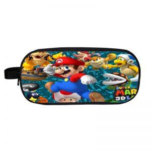 Super Mario 3D Land Nintendo Video Game Design Pencil Case
