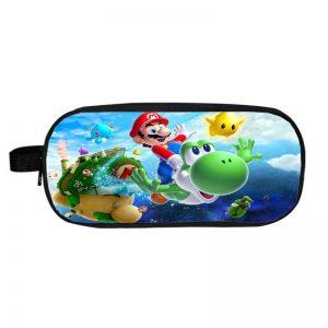 Super Mario Galaxy Yoshi Underwater Swim Pencil Case