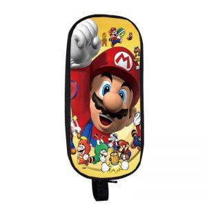 Super Mario Cute Miniature Chibi Mario Pencil Case
