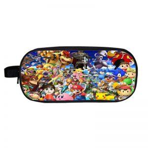Nintendo Super Smash Bros Video Game Collaboration Pencil Case