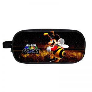Super Mario Galaxy Vibrant Bee Costume Pencil Case