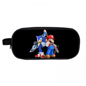 Super Mario And Sonic At The Olympic Games Pencil Case
