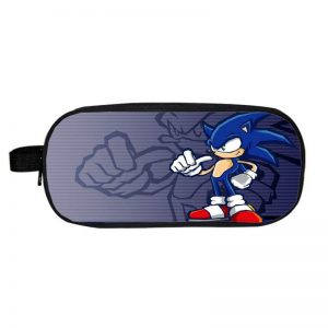 Sonic The Hedgehog Signature Thumbs Up Pose Pencil Case