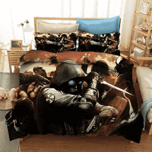 Resident Evil Operation Racoon City in Chaos Epic Bedding Set