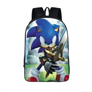 Sonic And The Black Knight Epic Caliburn Sword Backpack Bag