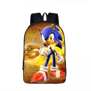 Sonic The Hedgedog Shahra Ring Backpack Bag