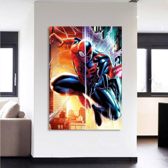 Spider-Man Speed And Agility 1pcs Wall Art Canvas Print