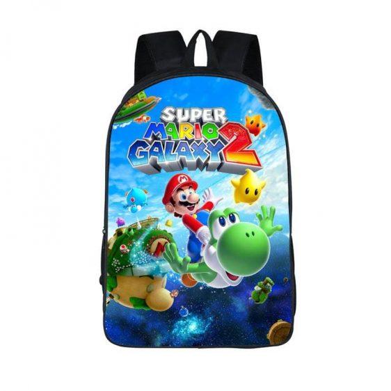 Super Mario Galaxy Dope Gaming Backpack Bag
