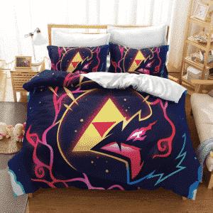 The Legend of Zelda Tri-Force Eagle Symbol Bedding Set