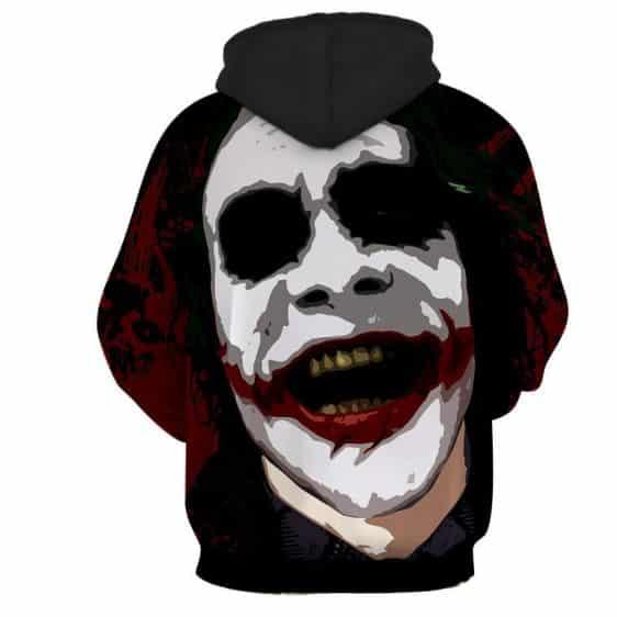 The Devil's Advocate Joker Design Full Print Hoodie